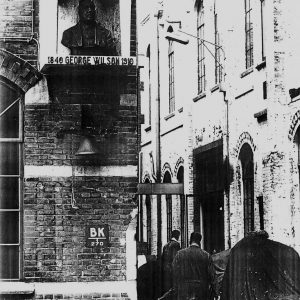 Wilson, gasmeters, Loosduinseweg, 1966