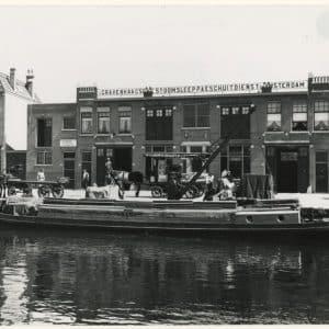 Kruijswijk, J.J., A.N. Boelhouwer en J. Balhuizen, expediteurs