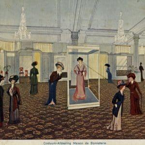 Maison De Bonneterie (1895 - 2014)
