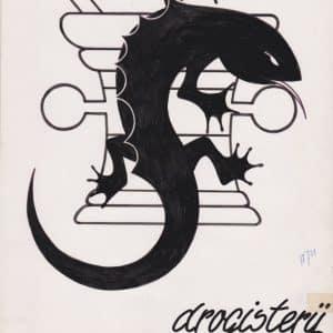 De Salamander, drogisterij (1914 - ca 1986)