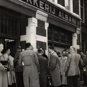 Drukkerij Albani, Nieuwe Molstraat 20