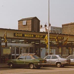 FIJNFIX, Waldorpstraat 152, jaren 70