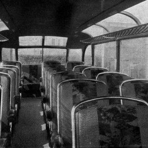 Autobus Amova Pullman, jaren 50