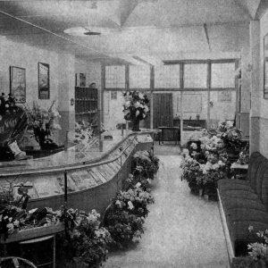 Reisbureau Amova Pullman, 1939