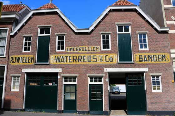 assendelftstraat-Waterreus