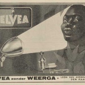 Elvea dynamo advertentie, 1952