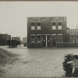 Guisse, F, steenhouwerij (c. 1920 - 2005)