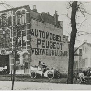 Verwey & Lugard's Automobiel Maatschappij  (1898 - 1943)