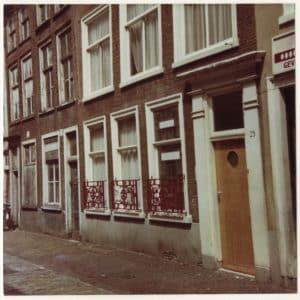 Gebr. Wubben, eierengroothandel, Pastoorswarande, ca. 1968