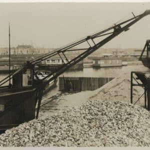 Verhulst & Zonen, bouwmaterialen (1921 - heden)