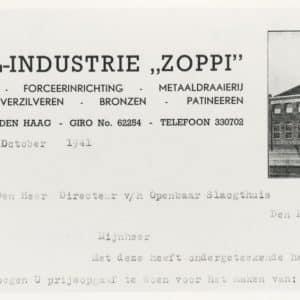 Zoppi Koperbewerking (1916-heden)