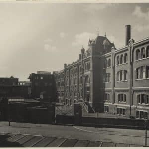 Energiecentrale Den Haag 1906-heden