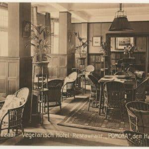 Vegetarisch Hotel Restaurant Pomona (1899-1949)