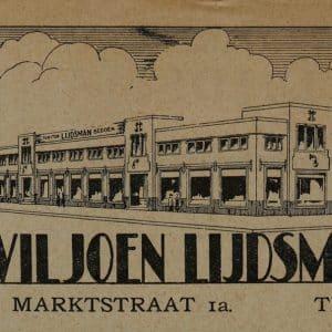 Lutherse Burgwal hoek Grote Marktstraat