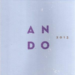 ANDO, drukkerij, agenda 2013