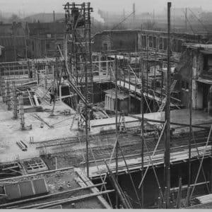 Waldorpstraat 68, voorheen Van Straten en Boon, nieuwe fabriek Rademaker, 1937