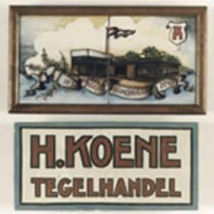 Koene Tegels (1922 - heden)