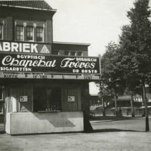 Batschari, sigarettenfabriek (1912 - 1957)