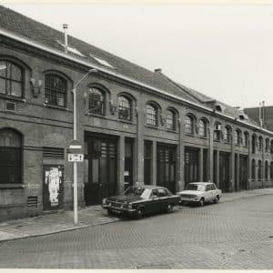 PECO, fabriekspand, Schapenlaan, 1981