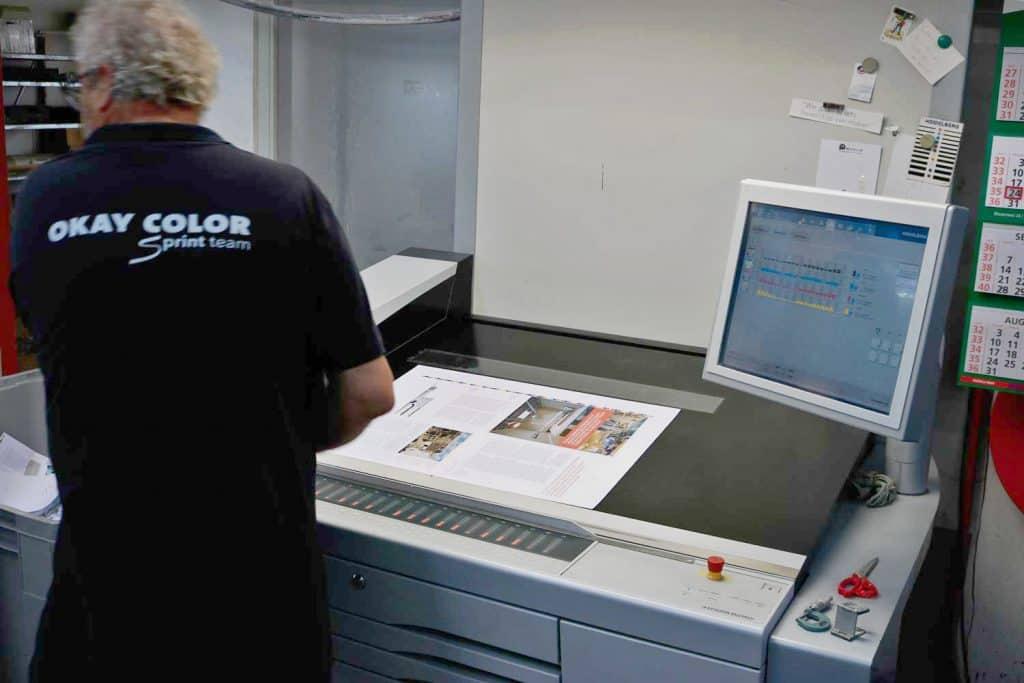 Controle drukwerk Nieuw in Oud 2, 2020