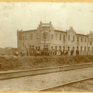 Mortelmans, F.G., drukkerij en cartonnagefabriek (1844 - 1980)