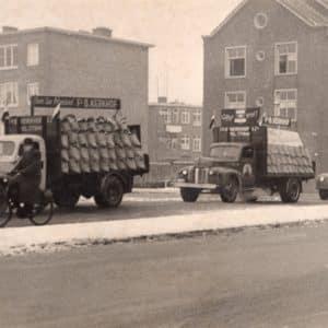 Kerkhof & Zn, B., brandstoffen (1928 - heden)