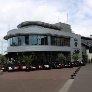 Restaurant Simonis, Dr. Lelykade 43, ca. 2018