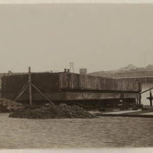 Sleephelling Maatschappij Scheveningen, Zeesluisweg, 1908