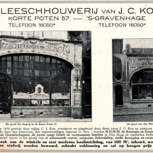 Kok, J.C. Vleeschhouwerij (1858 - ? )