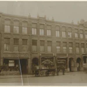 BOKA, margarine en boter winkels (1919 - 1925)