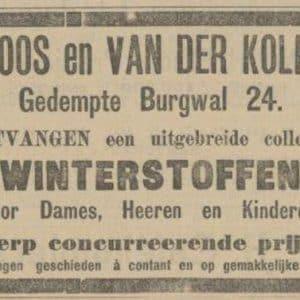 Roos & van der Kolk, NV Handelsonderneming v/h