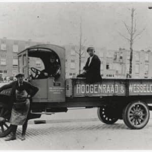 Hoogenraad & Wesselo, beurtvaartbedrijf