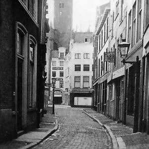 Annastraat, Thabur, 1933
