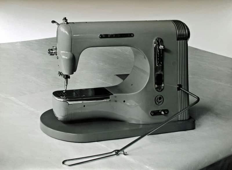 De Fridor Stitchmaster naaimachine.
