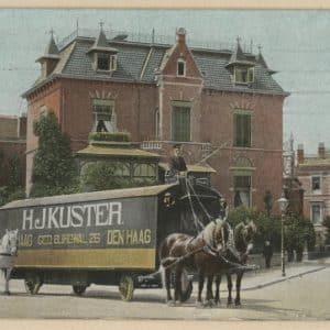Kuster, H.J. , Verhuizingen en meubelopslag (1887 - 1993)