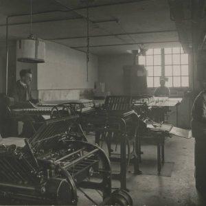 Molier, G., boekbinders en linieerders (1858-2005)