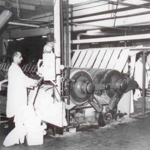 Ozon Wasserij en Chemische Wasserij (1895-2013)