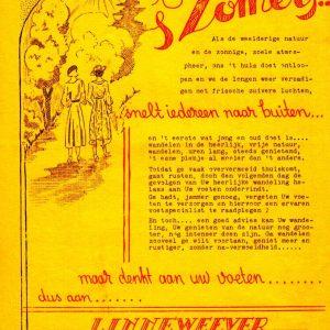 Linneweever bv Maat- & Orthopedisch schoenatelier (1827-heden)