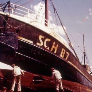 Sleephelling Maatschappij Scheveningen (1905 - 2005)