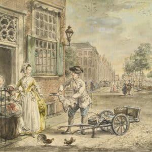 Lyncker, porseleinfabrikant (1778 - 1801)