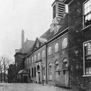Geschutgieterij, Kanonstraat, ca. 1916