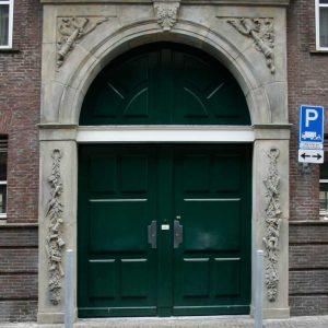 Poort Geschutgieterij, Ministerie van Defensie, Bagijnestraat, 2015
