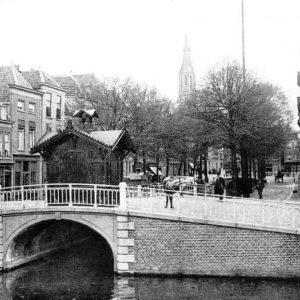 Van Keeken, Binnenwatersloot, Delft, ca.1900