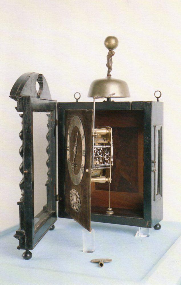 Visbagh-klokje uit collectie Huygensmuseum Hofwijck, Voorburg
