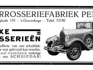 Pennock, advertentie, 1930