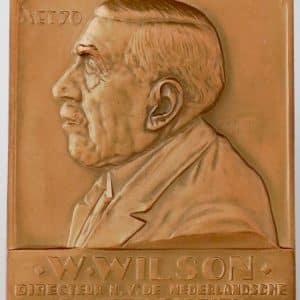 Wilson, gasmeters, W.Wilson 70 jaar
