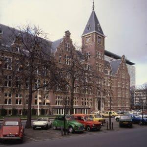 Shell, hoofdkantoor, Carel van Bylandtlaan 30, 1980