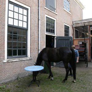 's-Gravenhaagsche Stadsrijschool, Kazernestraat 50, 2008