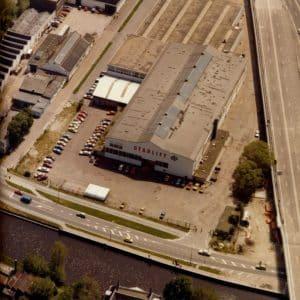 Starlift, Enkes, terreinen Westvlietweg, jaren 70