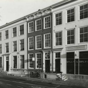 Stuut & Bruin, elektronicawinkel, Prinsegracht, 1990